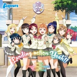 landing action yeah!! (single) - aqours