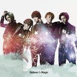 believe in magic (single) - ryoga