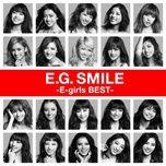 e.g. smile - e-girls best (remix best) - e-girls