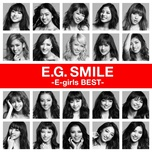 e.g. smile - e-girls best - e-girls