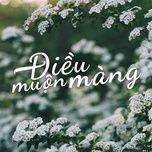 dieu muon mang - v.a