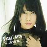 recollections (single) - sasaki rico