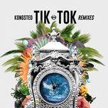 tik tok (remixes ep) - kongsted, marwo, gc