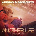 another life (the remixes) (ep) - afrojack, david guetta