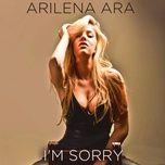 i'm sorry (gon haziri & bess radio mix) (single) - arilena ara