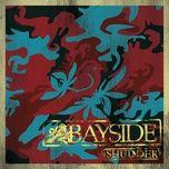shudder (bonus track version) - bayside