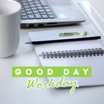 good day, workday - v.a