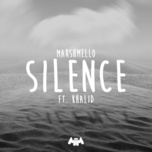 silence (single) - marshmello, khalid