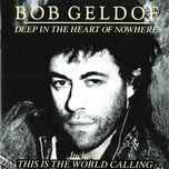 deep in the heart of nowhere - bob geldof