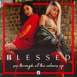 see through all the colours (single) - blessed