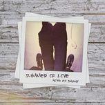 summer of love (single) - notd, dagny