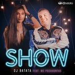 show (single) - dj batata