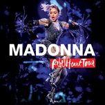 material girl (live) (single) - madonna