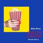 swish swish (blonde remix) (single) - katy perry