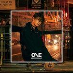 one (1st mini album) - gi kwang