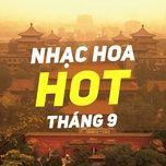 nhac hoa hot thang 09/2017 - v.a