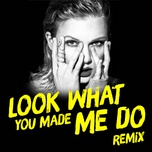 look what you made me do remix - taylor swift, dj