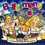 ballermann stars - oktoberfest 2017 schlager hits - die beste wiesn und apres ski party fur das festzelt - v.a