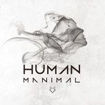 human remix (single) - manimal