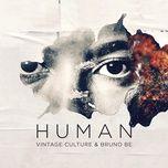 human (remixes) (single) - vintage culture, bruno be