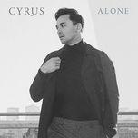alone (single) - cyrus