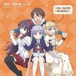 new game! character song cd lv.6 - chitose morinaga