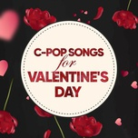 c-pop songs for valentine's day - v.a