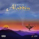 aladdin (steve smart remix) (single) - not3s