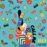 call me (single) - k.o, runtown