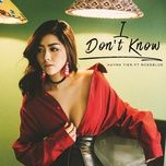i don't know (single) - huynh tien