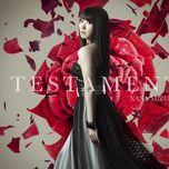 testament (single) - nana mizuki
