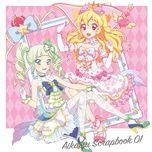 aikatsu scrapbook 01 - star anis, aikatsu stars!