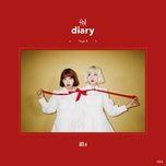 red diary page.1 (mini album) - bolbbalgan4