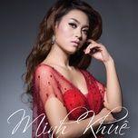 chi con mot dem nua (single) - minh khue
