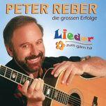 lieder zum garn ha - die grossen erfolge - peter reber