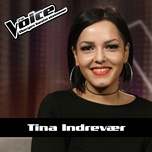 girl on fire (single) - tina indrevaer