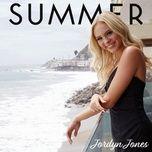 summer (single) - jordyn jones