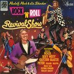 rock 'n' roll revival show - rudolf rock & die schocker