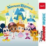 disney junior music nursery rhymes (vol. 1) - rob cantor, genevieve goings