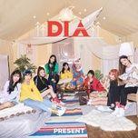 present (repackage mini album) - dia band