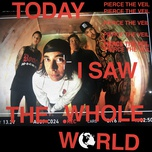 today i saw the whole world (ep) - pierce the veil