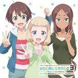 new game!! character song cd series vocal stage 3 - megumi toda, madoka asahina, chitose morinaga