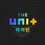 the uni+ my turn (single) - the uni+