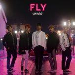fly (japanese single) - u-kiss