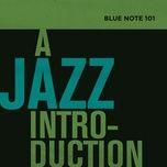 blue note 101: a jazz introduction - v.a