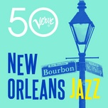 new orleans jazz - verve 50 - v.a
