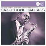 saxophone ballads (jazz club) - v.a