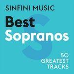 sinfini music: best sopranos - v.a