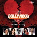 forever bollywood legends - sad - v.a