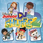disney junior get up and dance - v.a